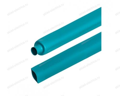 Трубка термоусадочная ТУТ 3,0 / 1,5 мм зеленая (1м)