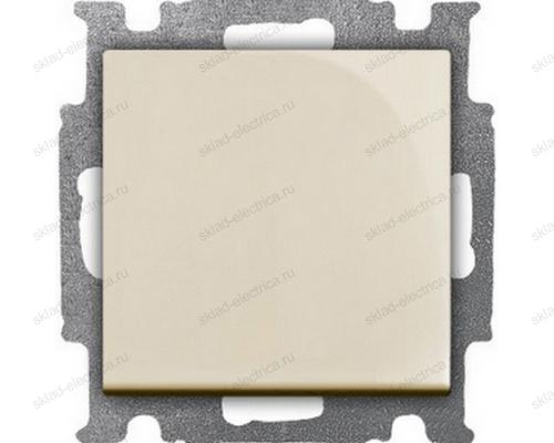 Выключатель 1-клав ABB Basic 55 бежевый 1012-0-2146