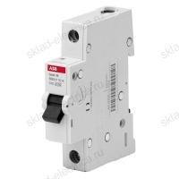 Автоматический выключатель однополюсный 16А С ABB