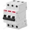 Автоматический выключатель трехполюсный 32А С ABB