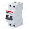 Автоматический выключатель дифференциального тока (АВДТ) 40А 30мА АС ABB