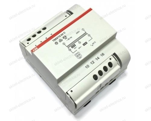 Трансформатор разделительной безопасности TS63/12-24C 5 модулей ABB 2CSM631043R0811