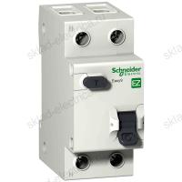 Автоматический выключатель дифференциального тока Schneider Electric Easy9 C16 AC30