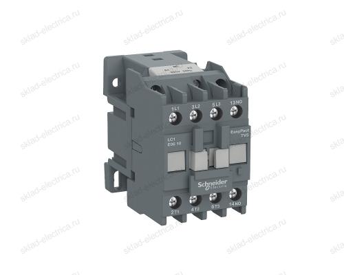 Контактор E 25А катушка управления 380В АС3 50Гц 1НО Schneider Electric LC1E2510Q5