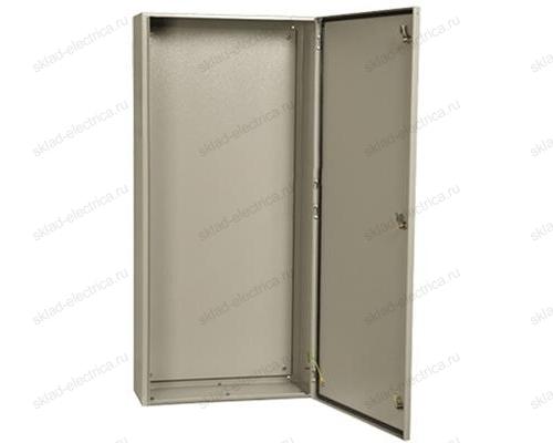 Щит металлический влагозащищенный с монтажной платой IEK ЩМП-7-0 74 У2 IP54 1400х650х285