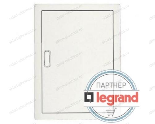 Щит Legrand Nedbox в нишу на 36 (+6) модулей (3х12) с шинами N+PE с металлической дверью