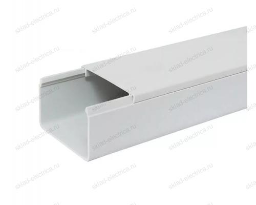 Кабель-канал 12х12 мм белый (2 м)