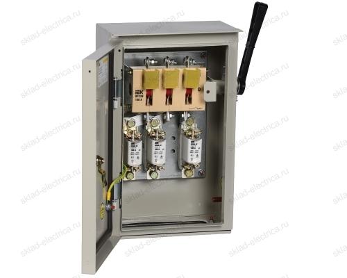 Ящик силовой ЯРП 100А IP54