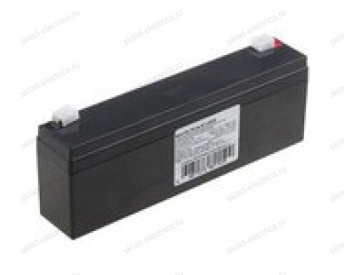 Аккумулятор 12В 2,2 А/ч 30-2022-4