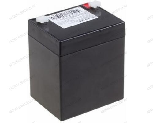 Аккумулятор 12В 4,5 А/ч 30-2045-4