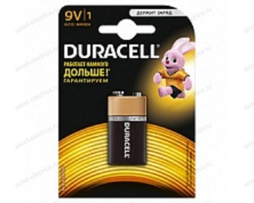 Батарейка 6LR61/Крона  Duracell