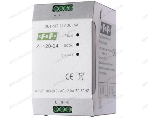 Блок питания ZI-120-24