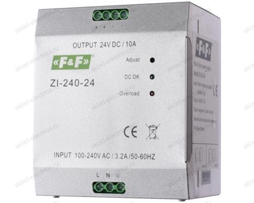 Блок питания ZI-240-24
