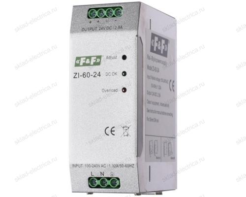Блок питания ZI-60-24