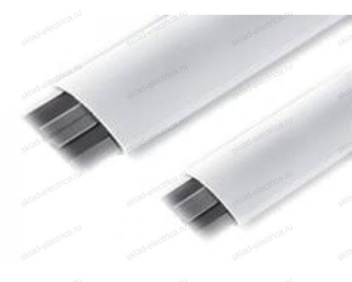 Напольный канал 75х17 мм CSP-F, белый 01331DKC