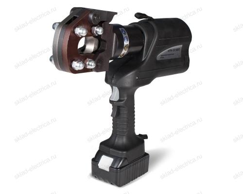 Гидравлические аккумуляторные ножницы для резки кабелей, проводов АС, стальных тросов НГРА-32 (КВТ)