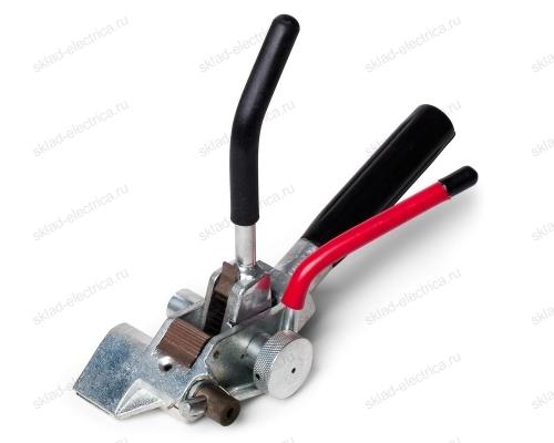 Инструмент с храповым механизмом для натяжения стальной ленты на опорах ИНТу-20 (КВТ)
