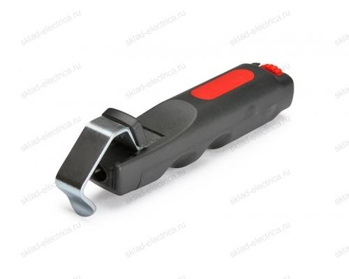 Инструмент для снятия оболочки кабеля КС-28у (КВТ)