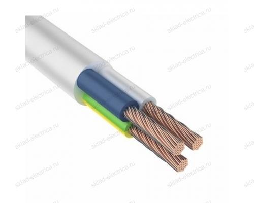 Провод соединительный ПВС 3х0,75