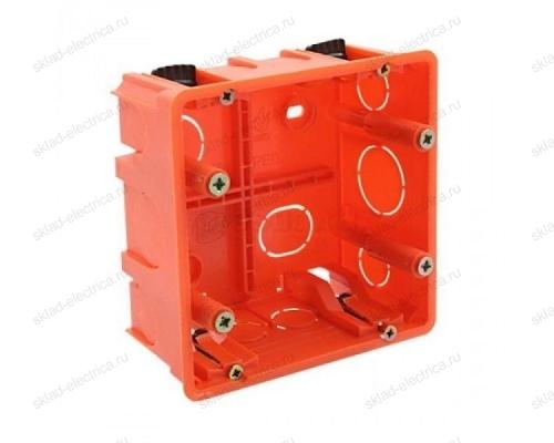 PE Коробка монтажная под ANAM 2-ая для полых стен 100Х100Х50