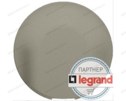Вывод кабеля Legrand Celiane (титан) 68441 - 67181 - 80251