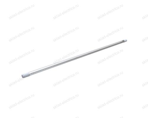 LED-T8-20W-SM-G13-CL Лампа светодиодная для витрин с мясной продукцией. Упаковка рукав.
