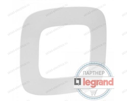 Рамка одинарная Legrand Valena Allure, белый 754301