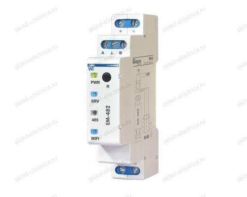 Контроллер WEB доступа с Wi-Fi ЕМ-482 Новатек