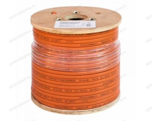 Саморегулируемый греющий кабель 10HTM2-CT (10Вт/1м), 100М REXANT 51-0632