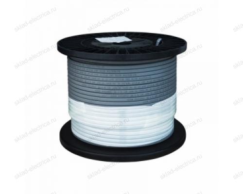 Саморегулируемый греющий кабель SRF16-2CR/SRL16-2CR (экранированный) (16Вт/1м), 200М Proconnec 51-0625