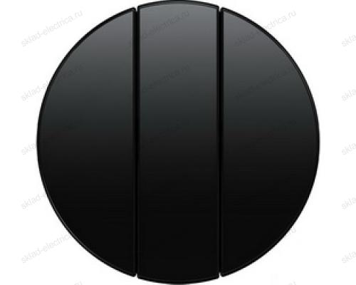 Выключатель 3-х клавишный 16А 633023 + 16652045