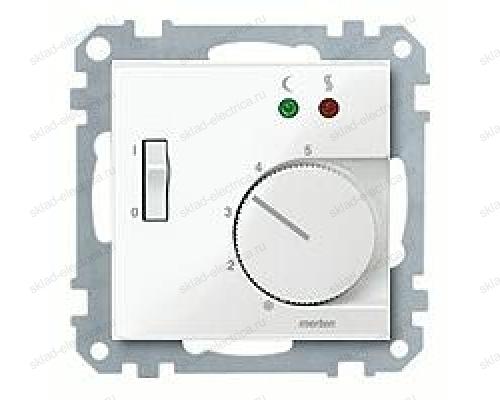 Eberle Мех Регулятора теплого пола с выключателем и датчиком