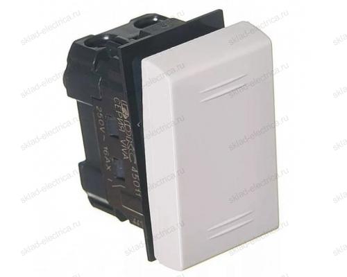Выключатель однополюсный 1 модуль VIVA DKC 45011