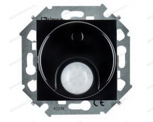 Выключатель с датчиком движения 500 Вт Simon 15 1591721-032 цвет черный
