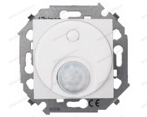 Выключатель с датчиком движения 500 Вт Simon 15 1591721-033 цвет серебро