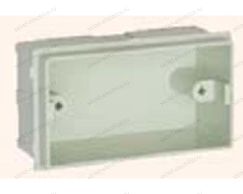 Коробка монтажная под ANAM ZUNIS 1-ая для сплошных стен /190