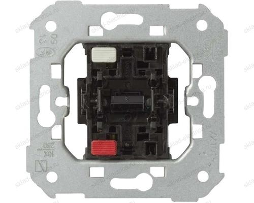 Выключатель одноклавишный 10А Simon 82, механизм