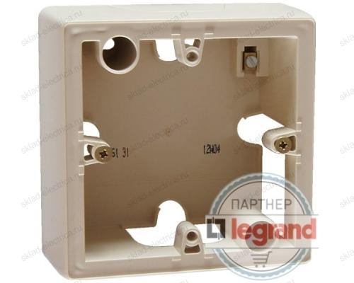 Коробка накладная для силовой розетки 32А Legrand 055849