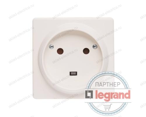Розетка силовая для плиты 20А Legrand 055422