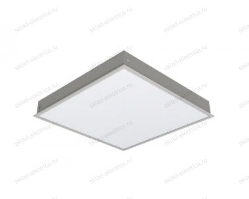 Осветительный прибор со светодиодами (ОПСД) код СК МТР 3461103498, марка EL-ДВО-01-030-0407-40Х «EcoLight РЖД»