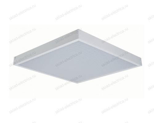 Осветительный прибор со светодиодами (ОПСД) код СК МТР 3461103497, марка EL-ДВО-01-024-7087-40Х «EcoLight РЖД»