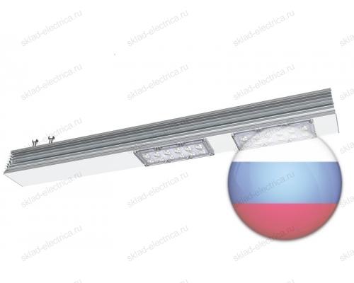 Светильник светодиодный консульный уличный 110 Вт КСС Ш (с линзами) TDS-STR 24-110 v.6 145*70 IP65 TDS Light