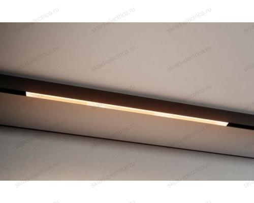 Светодиодный светильник для магнитного шинопровода направленного освещения Quest Light Dotted in 34/15W-3000K Black