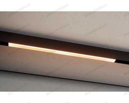 Светодиодный светильник для магнитного шинопровода направленного освещения Quest Light Dotted in 34/10W-3000K Black