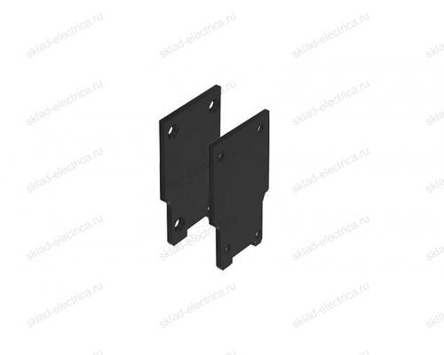 Боковая заглушка для встраиваемого шинопровода Quest Light Cover in 34 Black