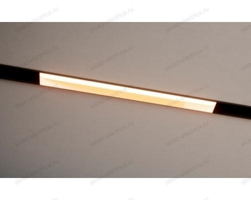 Светодиодный светильник для магнитного шинопровода направленного освещения Quest Light Dotted in 34/5W-4000K Black