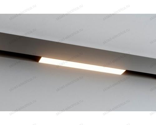Светодиодный светильник для магнитного шинопровода Quest Light Way in 34/5W-4000K Black