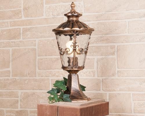 Светильник на грунт Diadema S (GLYF-8046S) черное золото