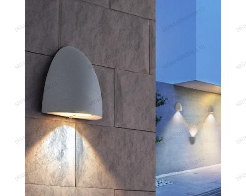 RONGO уличный настенный светодиодный светильник 1610 TECHNO LED