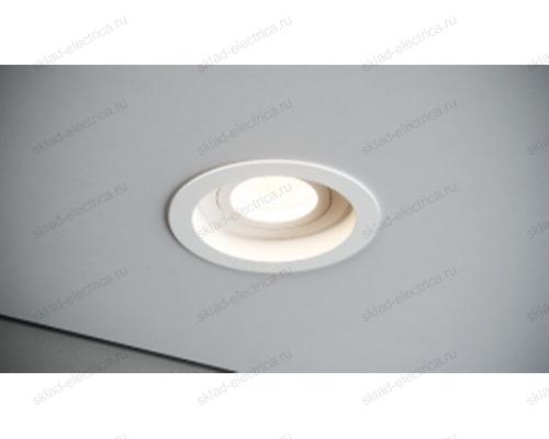 Светильник встраиваемый белый Quest Light DEEP 80 white